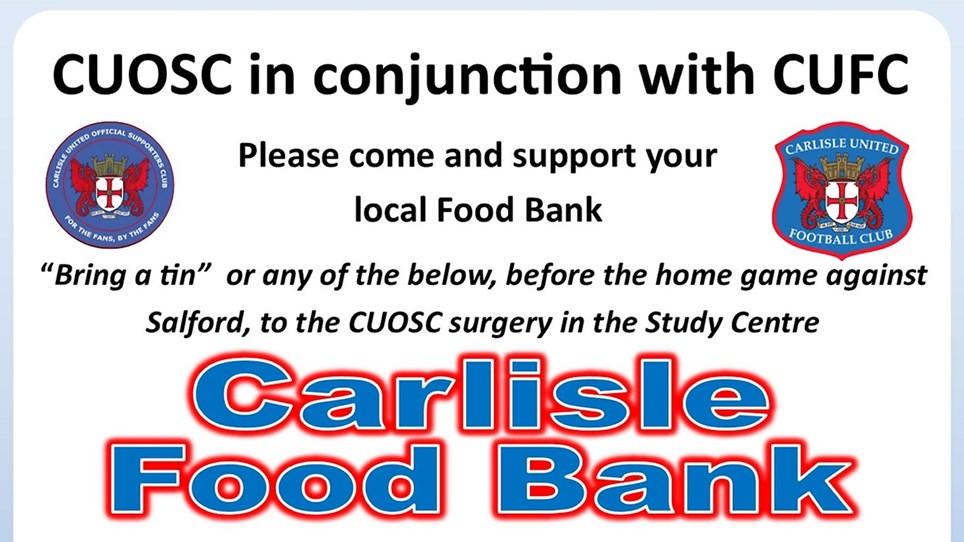 Carlisle United Charity Partners
