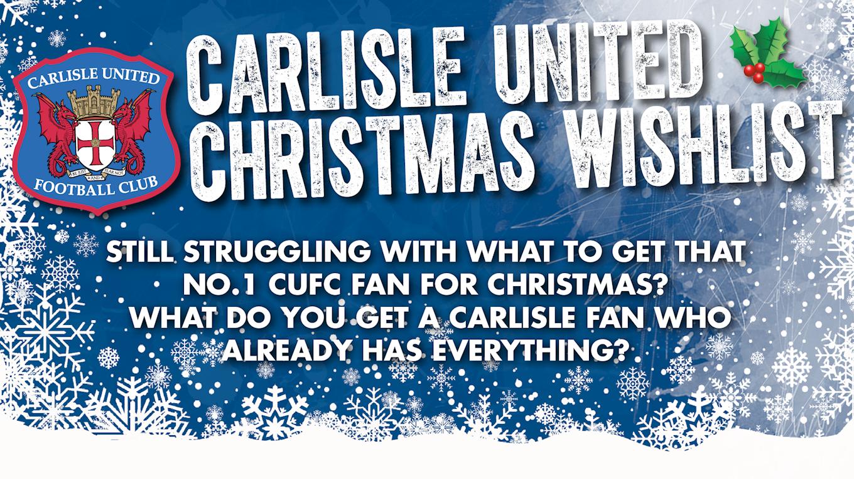 Carlisle United - Blues Lotto