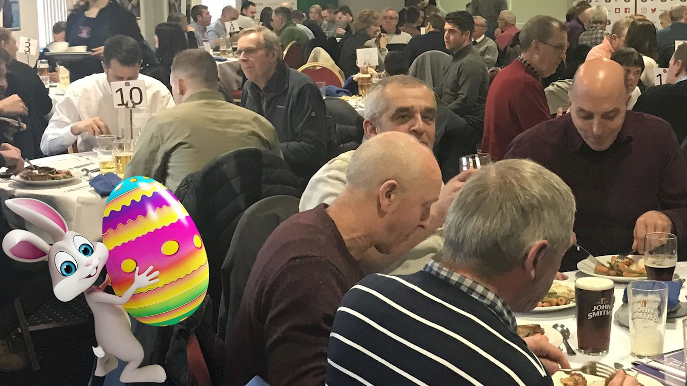 HOSPITALITY: Save £10 on our hospitality packages on Easter Monday