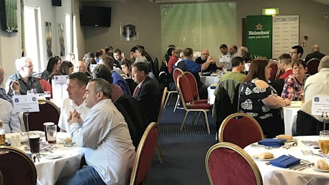 Click here for 2018/19 match day hospitality information