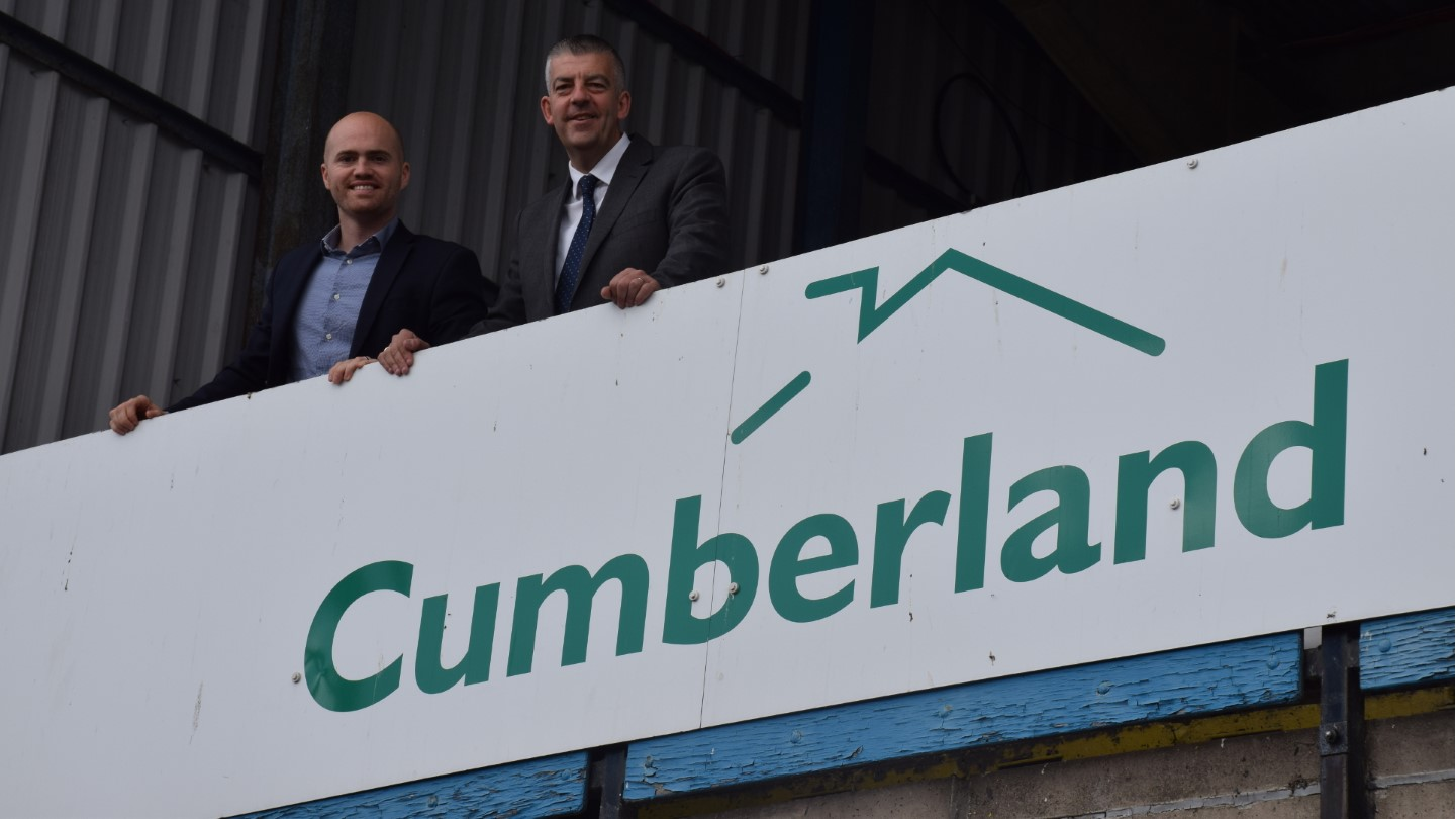 Commercial local building society extends sponsorship for Construction local commercial