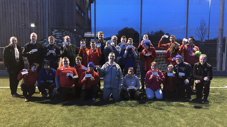 8kforMK: More tickets donated to local groups via Carlisle