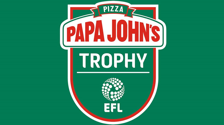 EFL Trophy Round One draw