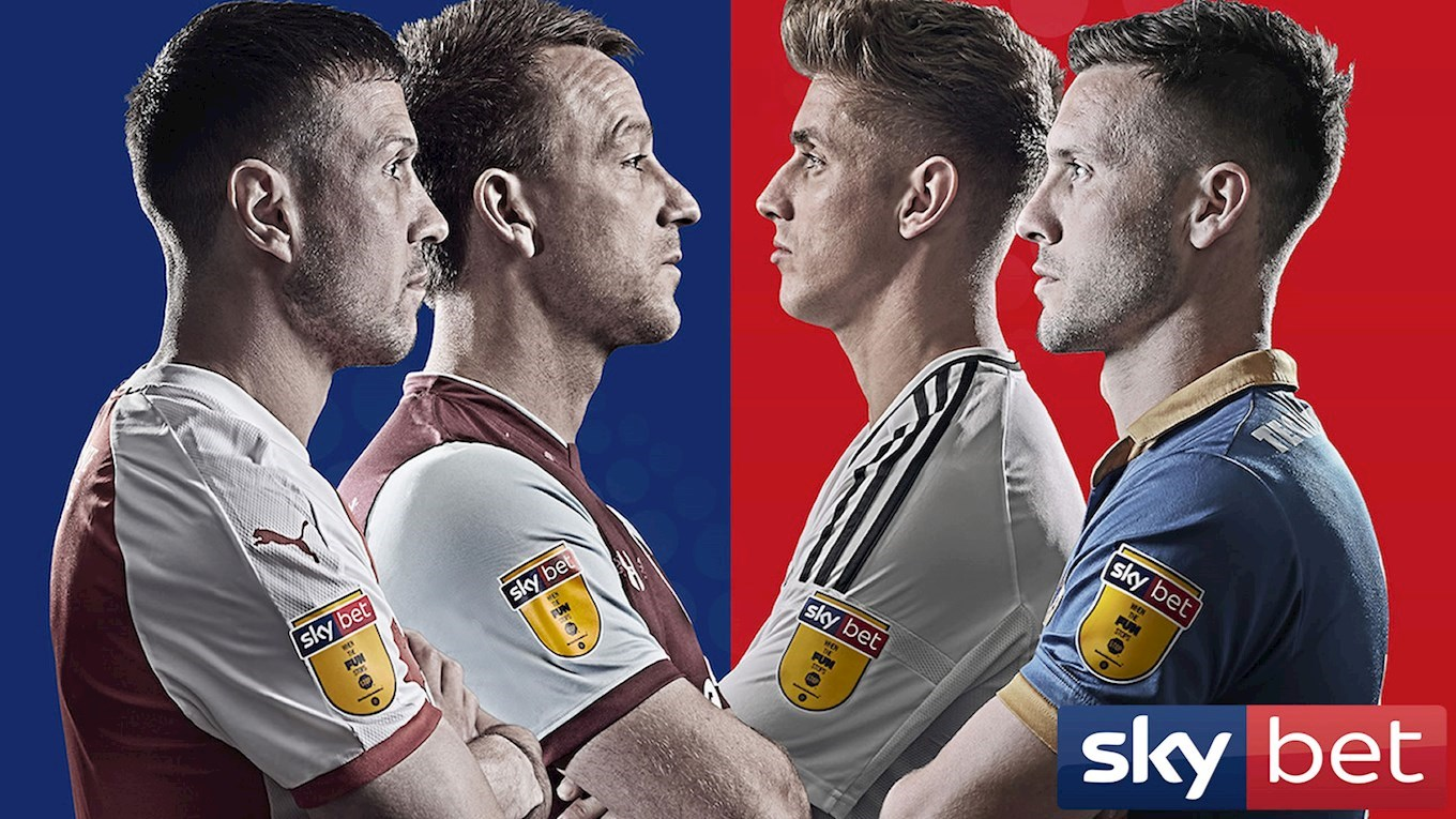 EFL: 2018 play-off finalists to wear new sleeve badges in