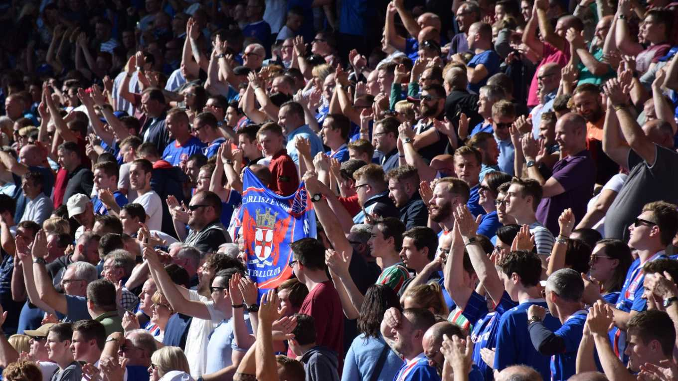 FANS' FORUM: Book your place for Friday's forum - News - Carlisle United