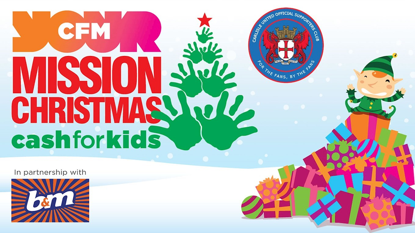 Cuosc Fans To Support Carlisle Foodbank And Cfm Mission