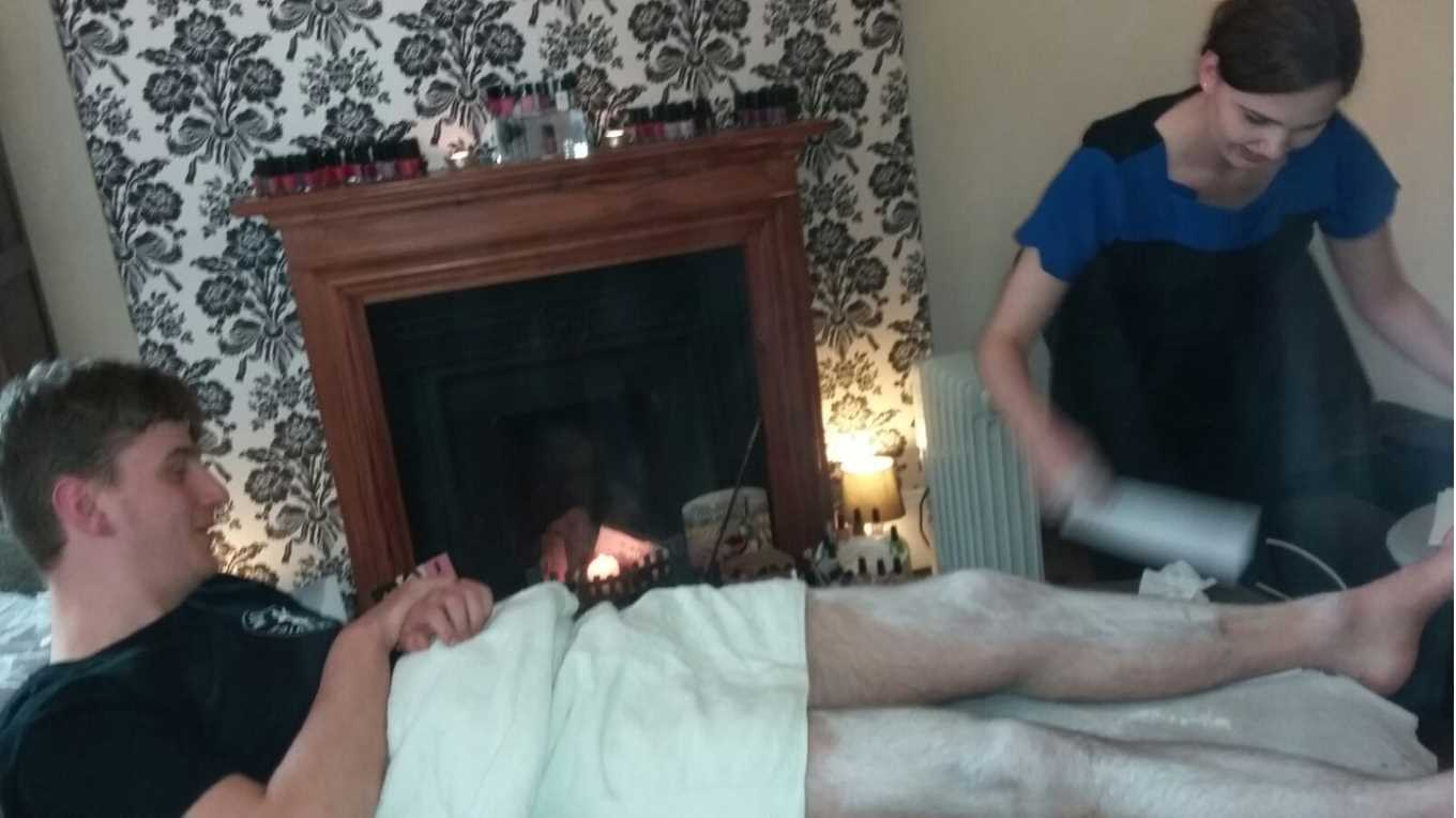 NCS: Leg wax raises over £100! - News - Carlisle United